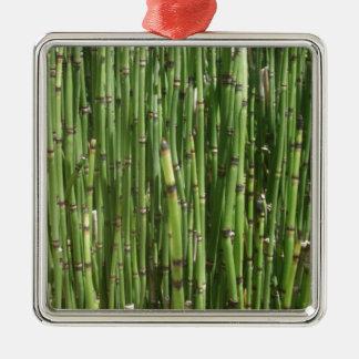 Bambú Ornamentos De Navidad