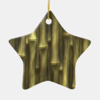 Bambú - ornamentos de reyes
