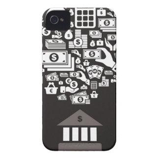 Banco Carcasa Para iPhone 4