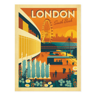 Banco del sur, Londres Postal