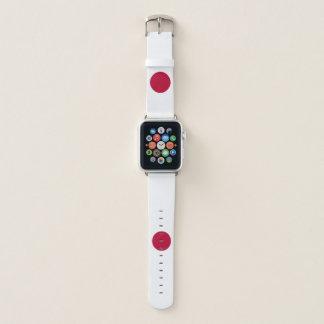 Banda de reloj de Apple de la bandera de Japón