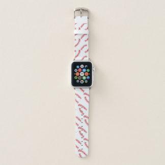 Banda de reloj de Apple del diseño del extracto de