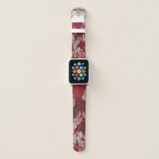 "Banda de reloj de los ""pétalos"" de Apple 38"