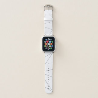Banda de reloj geométrica de Apple