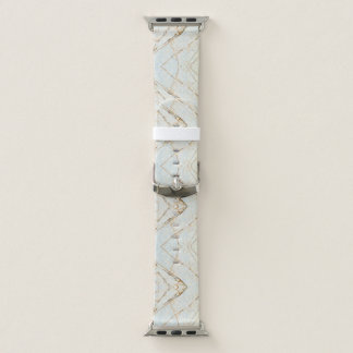 Banda de reloj gris de Apple de la piedra de
