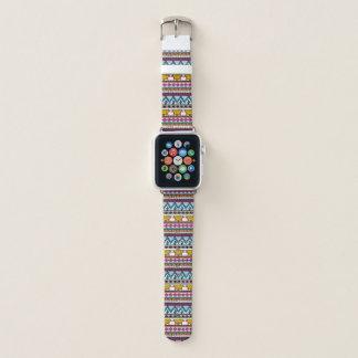 Banda de reloj linda de Apple de la impresión del