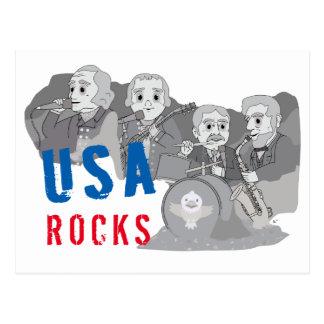 Banda de rock de Rushmore Postal