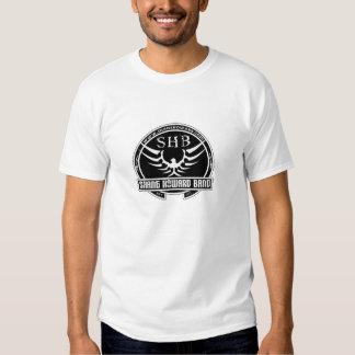Banda de Shane Howard - T blanco Camiseta
