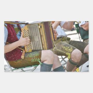 Banda irlandesa que juega al pegatina de los