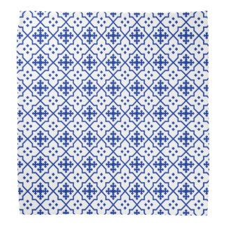 Bandana Azul marroquí