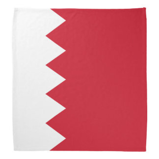 Bandana Bandera de Bahrein