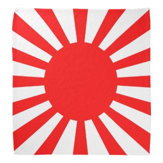 Bandana Bandera de la guerra del ejército de japonés