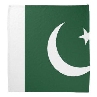 Bandana Bandera de Paquistán