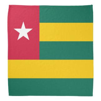 Bandana Bandera de Togo