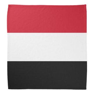 Bandana Bandera de Yemen