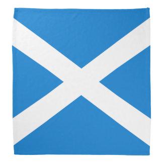 Bandana Bandera escocesa