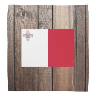 Bandana Bandera nacional de Malta