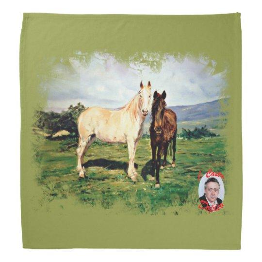 Bandana Caballos/Cabalos/Horses