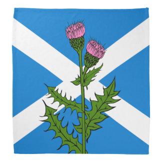 Bandana Cardo escocés