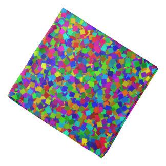 Bandana Confeti - multicolor