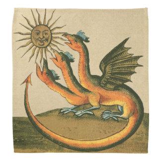 Bandana Dragones de Clavis Artis
