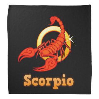 Bandana Ejemplo del escorpión