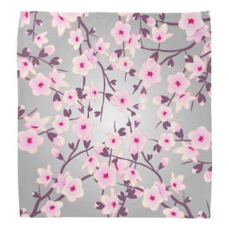 Bandana Flores de cerezo florales