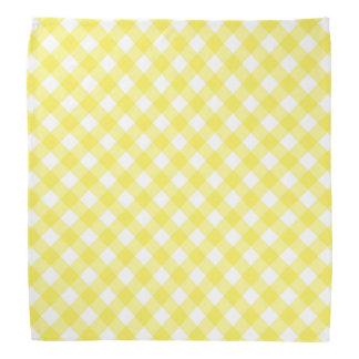 Bandana Guinga amarilla soleada