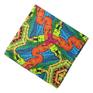 Bandana Jimette Design multicolor.