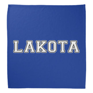 Bandana Lakota