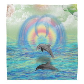 Bandana Levantamiento del delfín