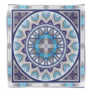 Bandana Lugares sagrados (azules)