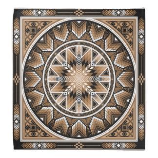 Bandana Lugares sagrados (Brown)