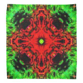 Bandana Mandala de la lava de la selva