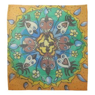 Bandana Mandala de la polilla