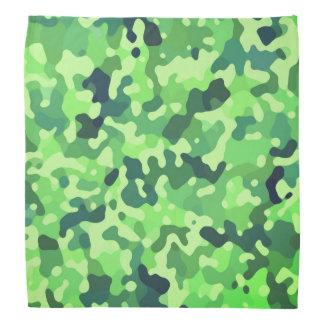 Bandana Modelo de Camo - negro azulverde