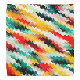 Bandana Modelo multicolor colorido