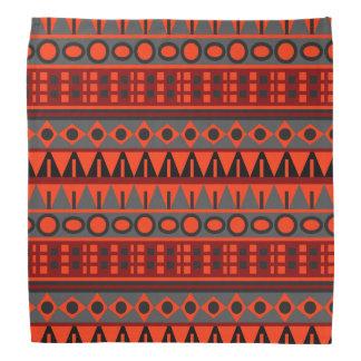 Bandana Modelo nativo azteca