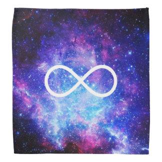 Bandana Nebulosa del símbolo del infinito
