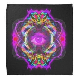 Bandana Ojo púrpura de Saturn