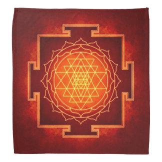 Bandana Sri Yantra - Artwork VIII