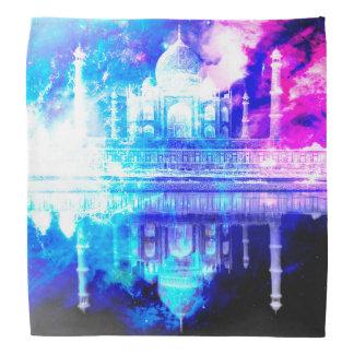 Bandana Sueños del Taj Mahal del cielo de la creación