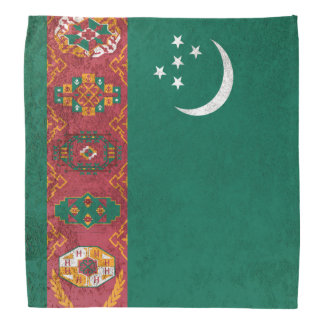 Bandana Turkmenistán