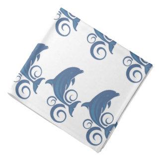 Bandana Un delfín