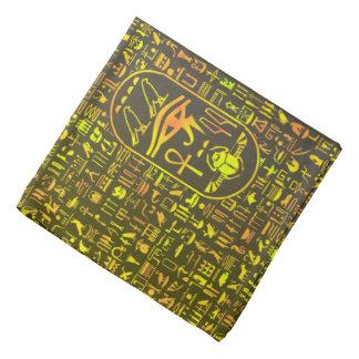 Bandana Verde de los Hieroglyphics