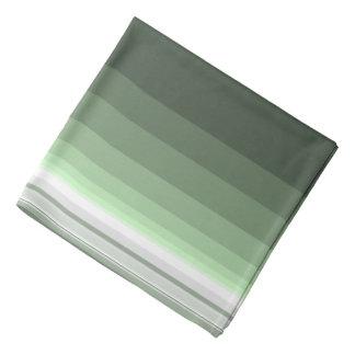 Bandana Verde del arbolado