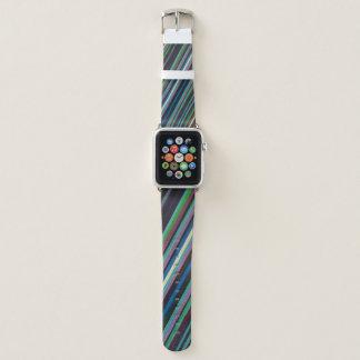 """Bandas de reloj de Apple - """"barrio francés"""" - arte"""