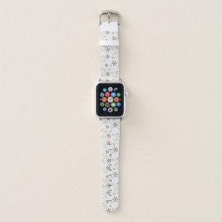 Bandas de reloj de Apple de las escamas 38m m