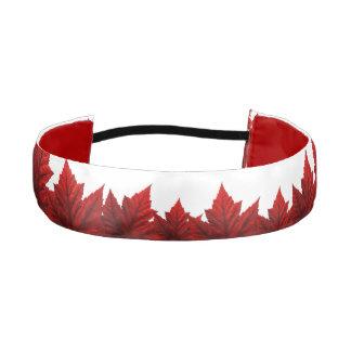 Bandas del pelo de Canadá de las hojas de otoño de