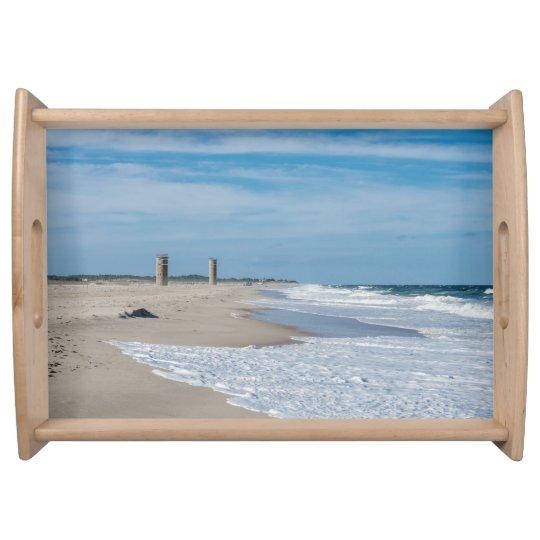 Bandeja Buen día en la playa de Rehoboth